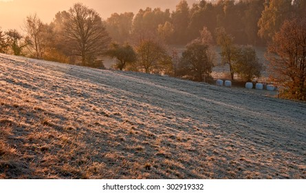 Sumava sunrise