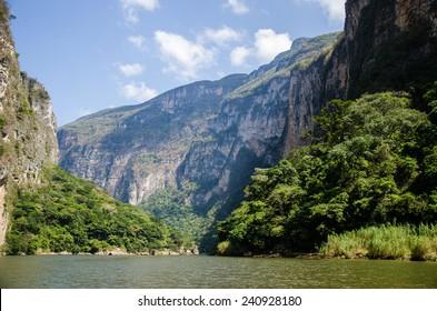 Sumidero canyon