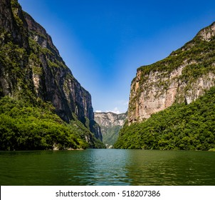 Sumidero Canyon - Chiapas, Mexico