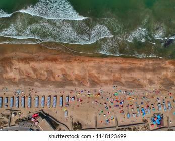 Summer beach Suave Mar - Esposende, Portugal 2018