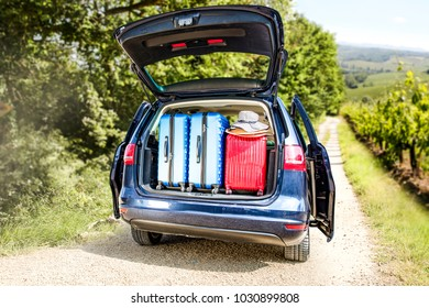 car trunk images stock photos vectors shutterstock. Black Bedroom Furniture Sets. Home Design Ideas