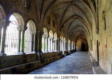 Summer at the Cathedral of Tarragona in Catalunya, Spain