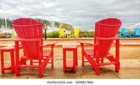 Summer Deck Chairs