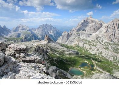 Summer Dolomites