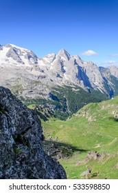 Summer Dolomites, Italy