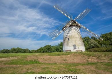 Summer at Egelsberg-Windmill / Germany