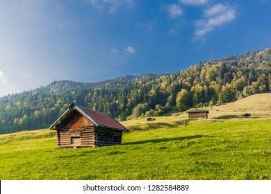 summer feeling in the Bavarian foothills of the alps