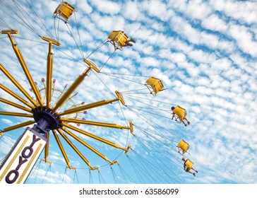 Summer Fun in Carnival Ride in the Sky