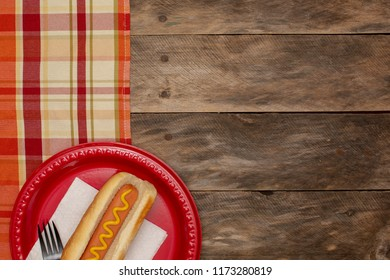 summer holiday picnic cookout background