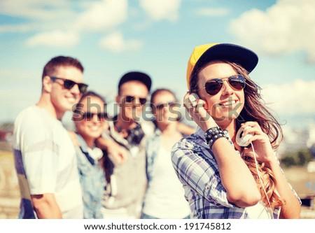 summer holidays and teenage