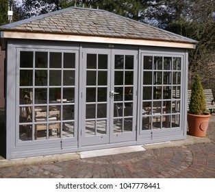 Summer House in Garden
