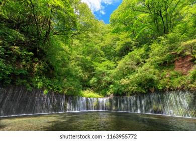 Summer Karuizawa Shiraito Falls