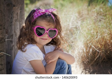 33145b4d578 Sulky Angry Young Girl Child Sulking Stock Photo (Edit Now ...
