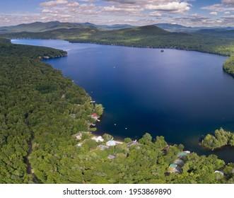 Summer At Maidstone Lake Vermont