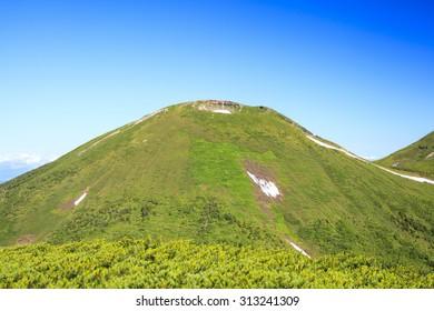 Summer of Mt.Hakkodasan, Aomori Prefecture, Japan