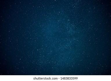 Summer night full of stars
