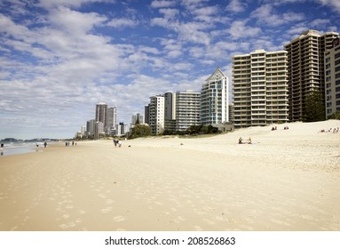 Summer on the Beach, Gold Coast, Australia