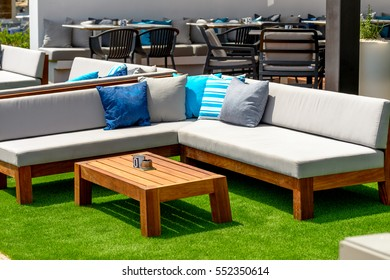 summer outdoor furniture