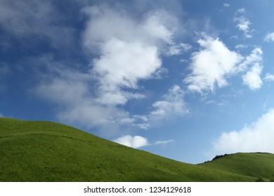 Summer plateau (KIRIGAMINE plateau)