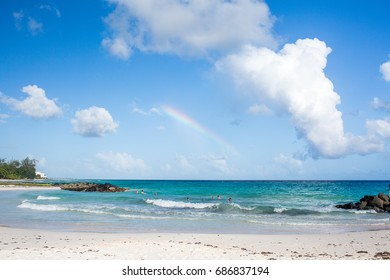 Summer Rainbow in Barbados