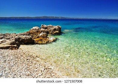 Summer sea beach background, scene for your vacation.