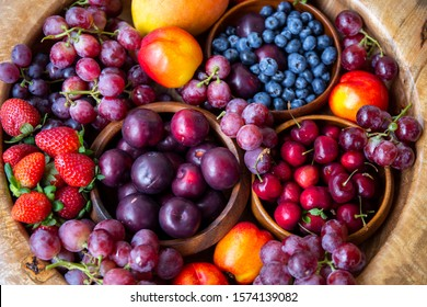 Summer season fruits in Australia