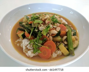 Summer Squash and Vegetable Curry