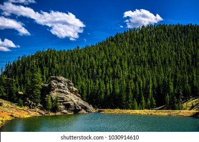 Summer in Staunton State Park, Colorado