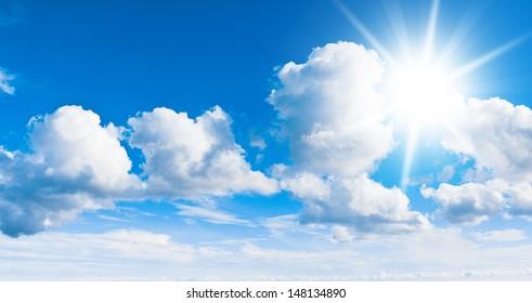Summer Sun Heaven Wallpaper