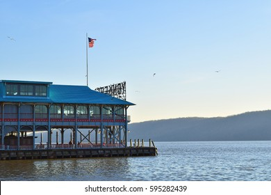 Summer at Yonkers Pier