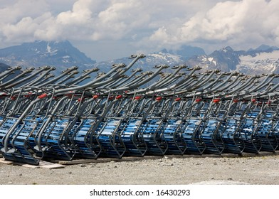 Summerbreak for chairlift chairs