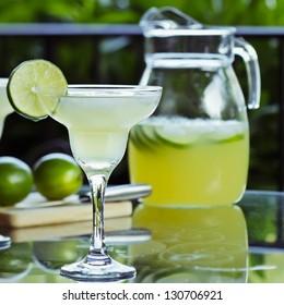 Summertime Margaritas