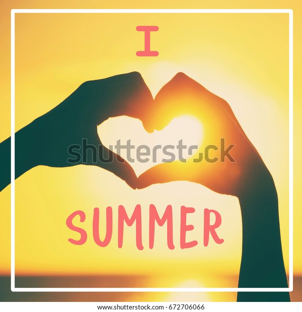 Summertime quotes - i love summer