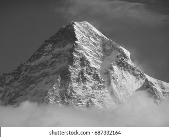 Summit of K2, Pakistan Karakorams