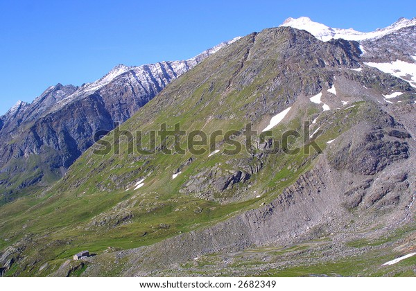 Summit lodge - alpine view
