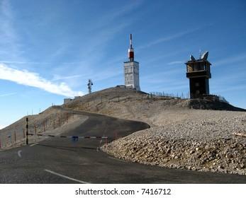 Summit of Mount Ventoux