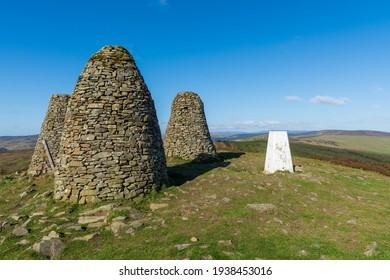 Summit of Three Brethren, Scottish Borders