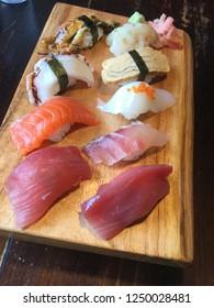 Sumptuous Okinawa sushi