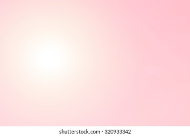 sun background with a pastel colored gradient.