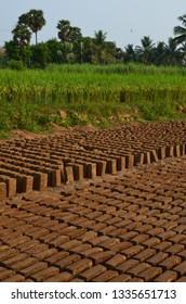 sun burnt brick manufacturing