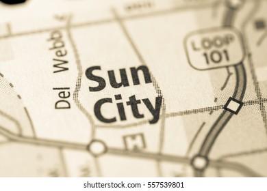 Sun City. Arizona. USA