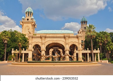 Sun City (The Palace) ( Lost City ) - February 16, 2011,  North West Province of South Africa.