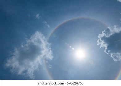 The Sun hath acid.