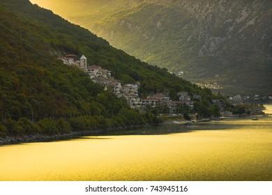 Sun in Montenegro