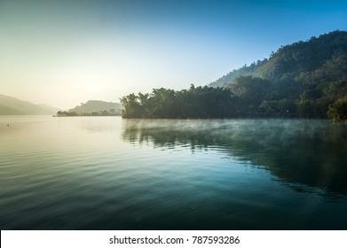 Sun Moon Lake, Nantou, Taiwan
