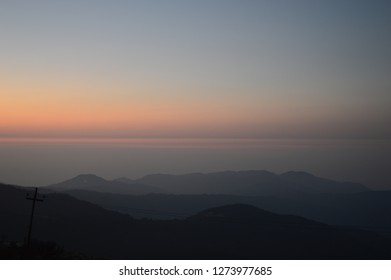 Sun Rise, Sandakphu, West Bengal, India