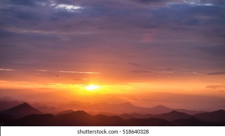 Sun rise, sunlight, sunbeam, sunshine, Naturally beautiful.