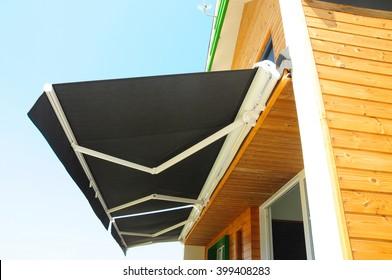 Sun Shade Curtains - Sun Protection. Sheer Curtains, Solar Shades Are Popular Window.  Shades, Blinds, Curtains for Energy Efficiency. Protection Against Sun and Heat.