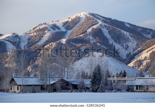 Sun Valley, Ketchum, Idaho
