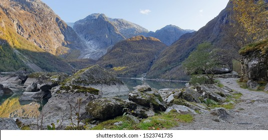 Sundal National park in Norway